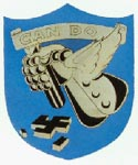 IMAGE of 305th BG patch